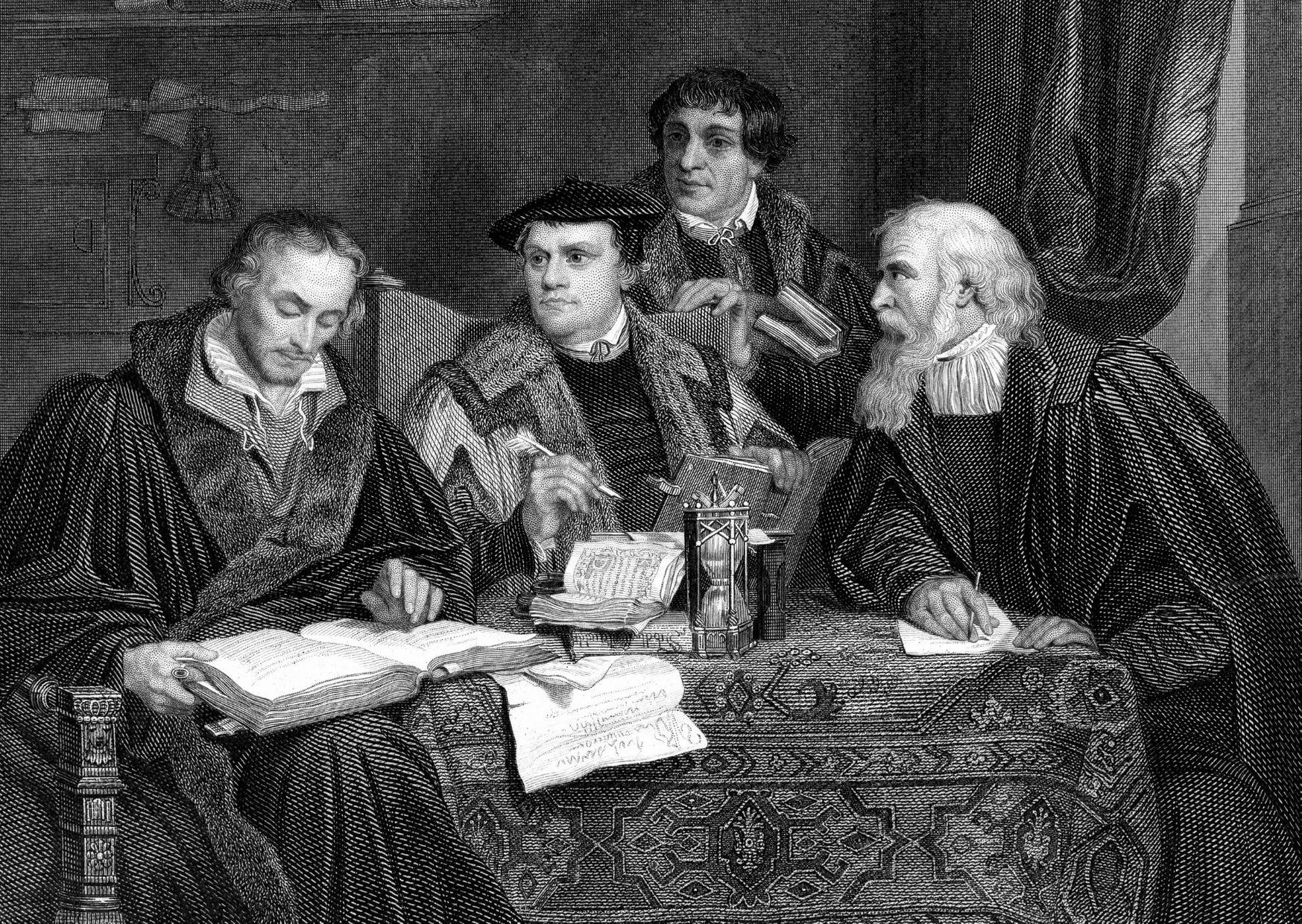 El día de la Reforma
